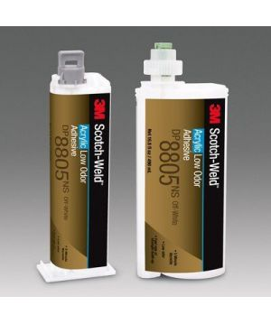 3M Scotch-Weld Low Odor Acrylic Adhesive DP8805NS (12 vials)