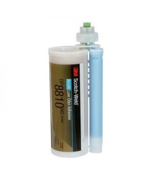 3M Scotch-Weld Low Odor Acrylic Adhesive DP8810NS (12 Vials)