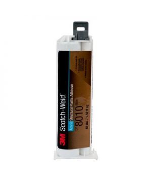3M Scotch-Weld Structural Plastic Adhesive DP8010 (12 Vials)