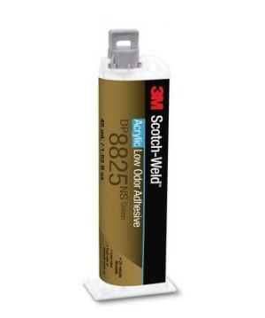 3M Scotch-Weld Low Odor Acrylic Adhesive DP8825NS (12 fiole)