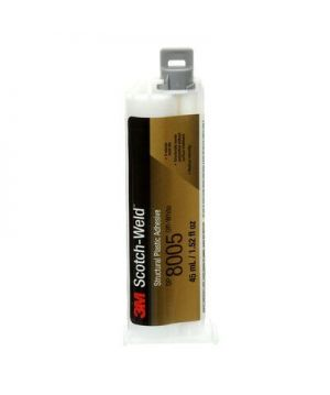 3M Scotch-Weld Structural Plastic Adhesive DP8005 (12 fiole)