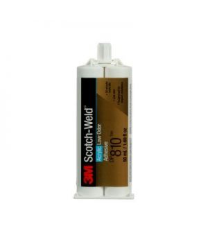 3M Scotch-Weld Low Odor Acrylic Adhesive DP810 (12 Vials)