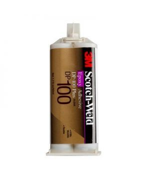 3M Scotch-Weld Epoxy Adhesive DP100 Plus (12 Vials)