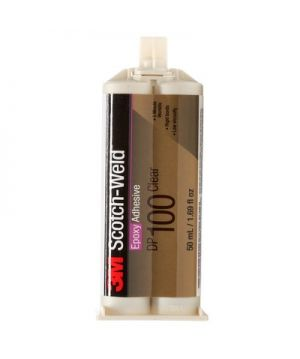3M Scotch-Weld Epoxy Adhesive DP100 (12 fiole)