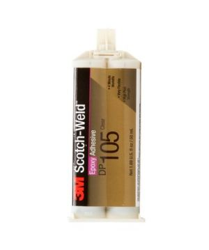3M Scotch-Weld Epoxy Adhesive DP105 (12 Vials)