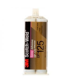 3M Scotch-Weld Epoxy Adhesive DP125 (12 Vials)
