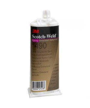 3M Scotch-Weld Epoxy Adhesive DP490, 400 ml (6 fiole)