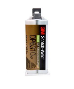 3M Scotch-Weld Multi-Material Composite Urethane Adhesive DP6310NS (12 fiole)