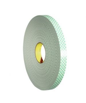 3M Double Coated Urethane Foam Tape 4026