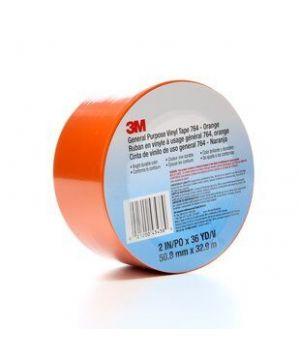 3M General Purpose Vinyl Tape 764 Orange