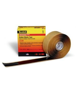 3M Scotch Rubber Mastic Tape 2228 (10 role)