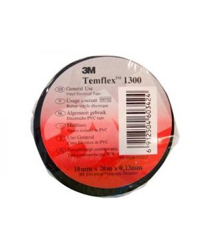 3M Temflex 1300 Vinyl Electrical Tape (100 role)