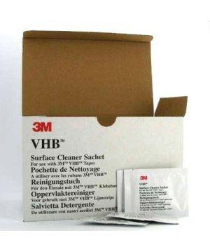 CLEANER 3M VHB SACHETS 100/BOX